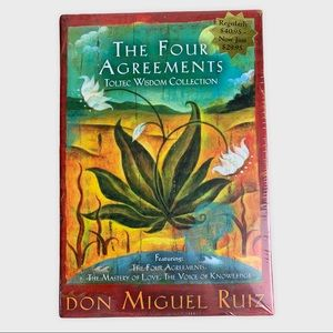 The Four Agreements Toltec Wisdom Collection : 3-Book Boxed Set Don Miguel Ruiz